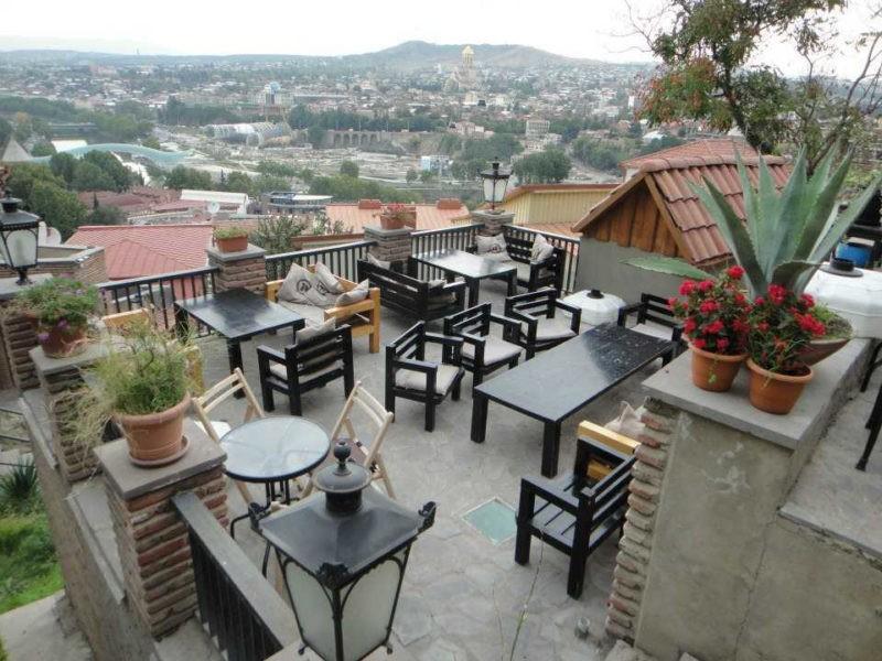 Рестораны и бары в Тбилиси: рейтинг лучших