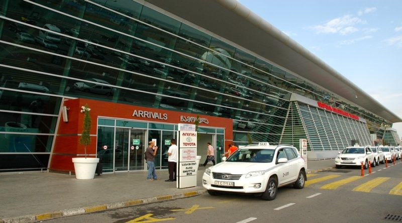 Аэропорт Шота Руставели