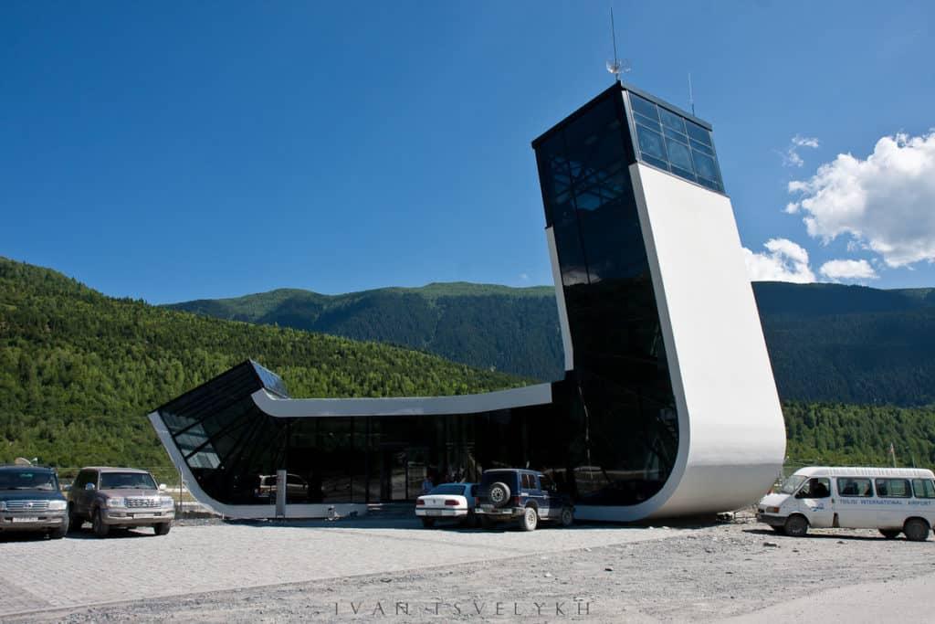 Аэропорт Сванетии