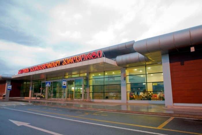 Аэропорт в Батуми