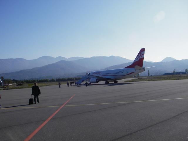 Аэропорт в Батуми2