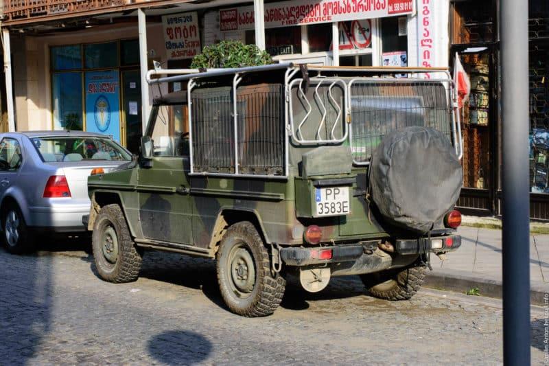 Аренда авто в Батуми