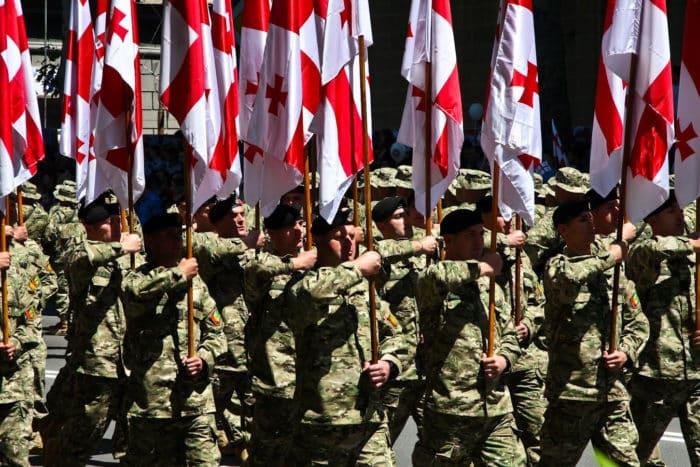 Армия грузии