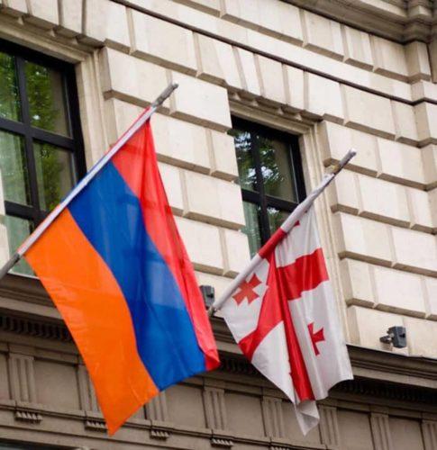 Армяне и грузины