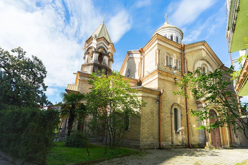 Армянская церковь в Грузии