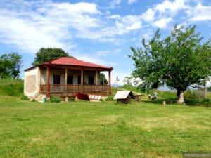 Деревня Мирзаани