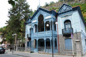 Дом-музей Мирза-Риза-хана