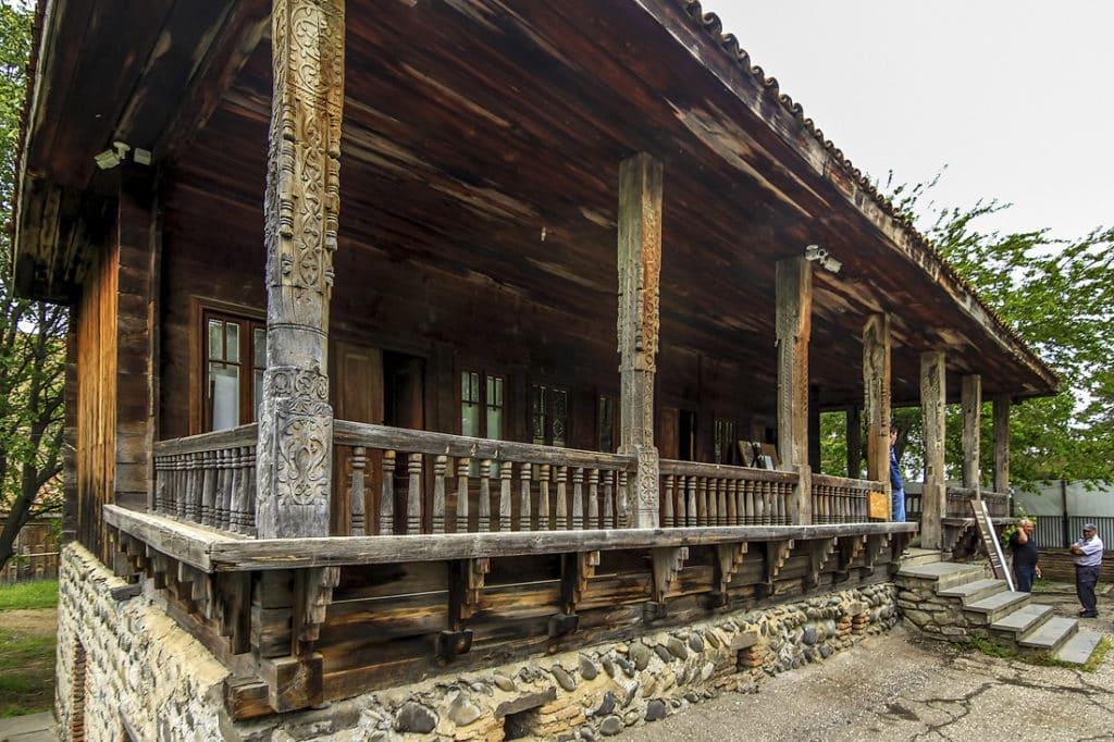 Этнографический музей Грузии