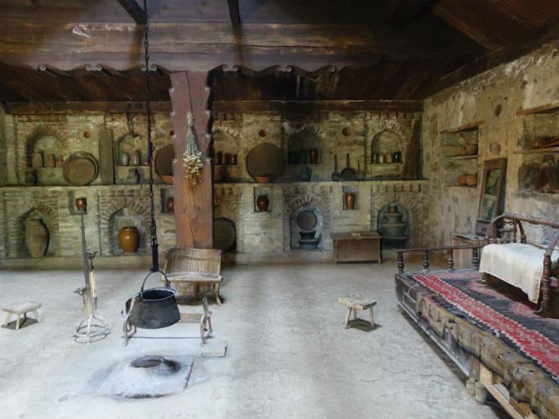 Этнографический музей в Тбилиси