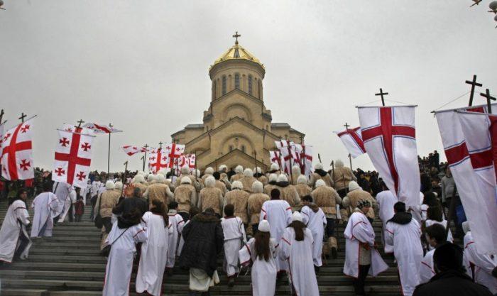 Грузинская религия