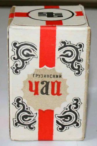 Чай по - грузински