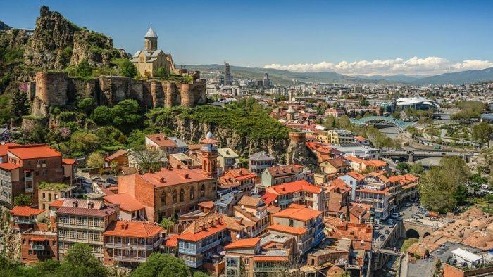 «Грузия: Летнее танго «Две жемчужины – Тбилиси и Батуми»»