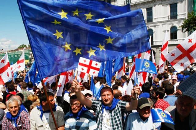 Грузия в Евросоюз