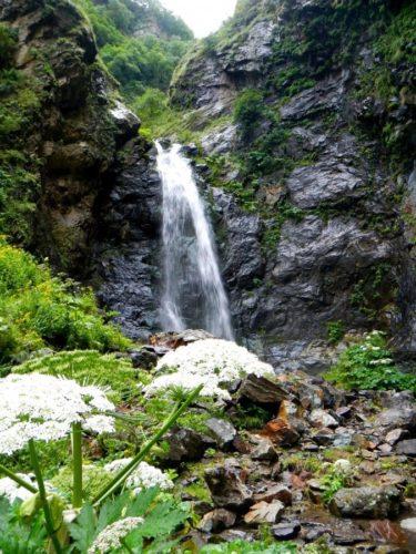 Гвелетский водопад