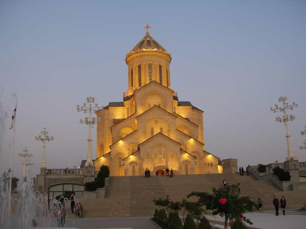 Кафедральный собор Грузии