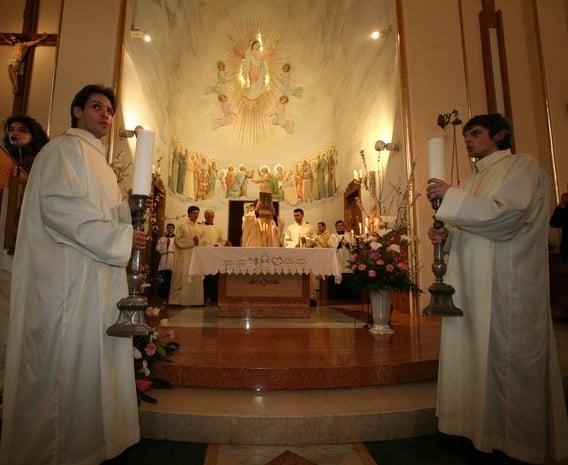 Католицизм в Грузии