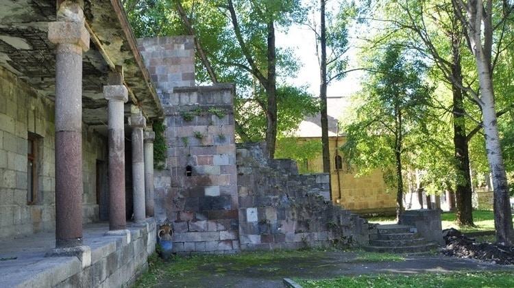 Краеведческий музей Степанцминдский