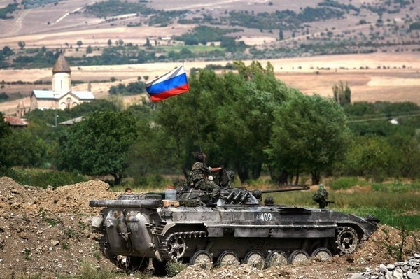 Кто начал грузинскую войну в 2008?