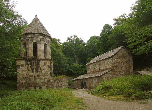 Монастырь Мцване