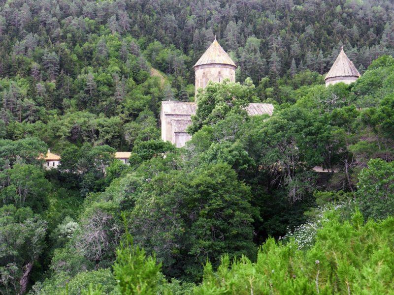 Монастырь Сапара.