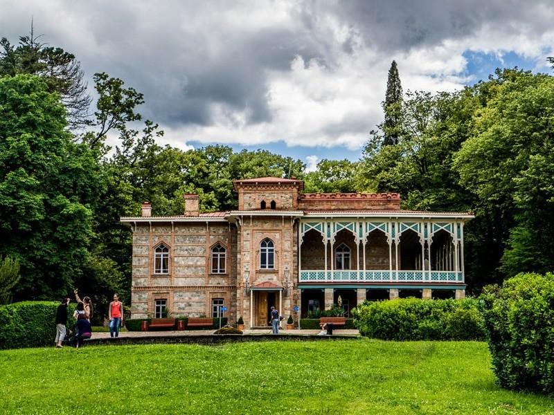 Музей Чавчавадзе