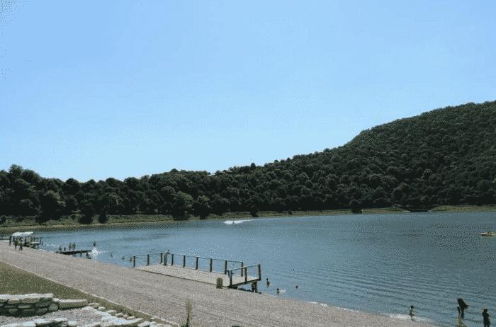Озеро Ильи