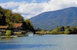 Озеро Лопота