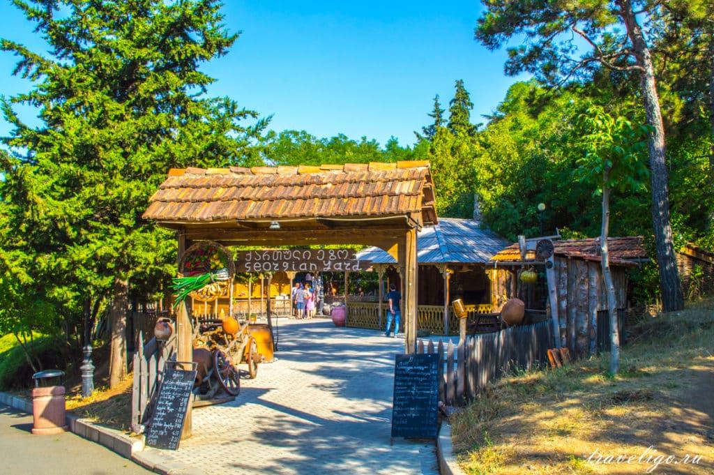 Где отдохнуть в Грузии с детьми