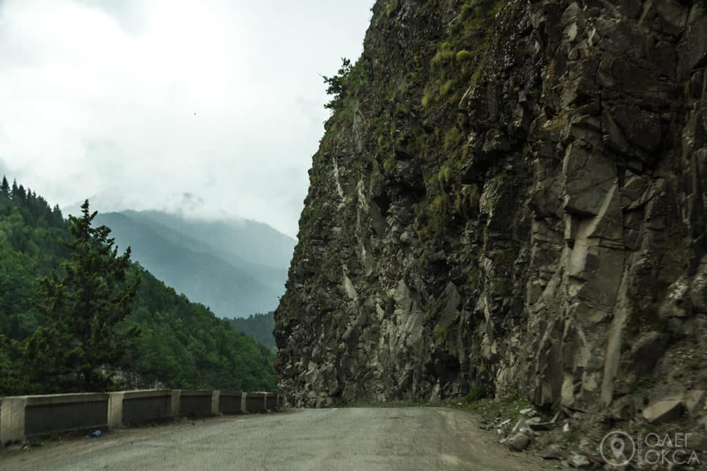 Перевал Годердзи