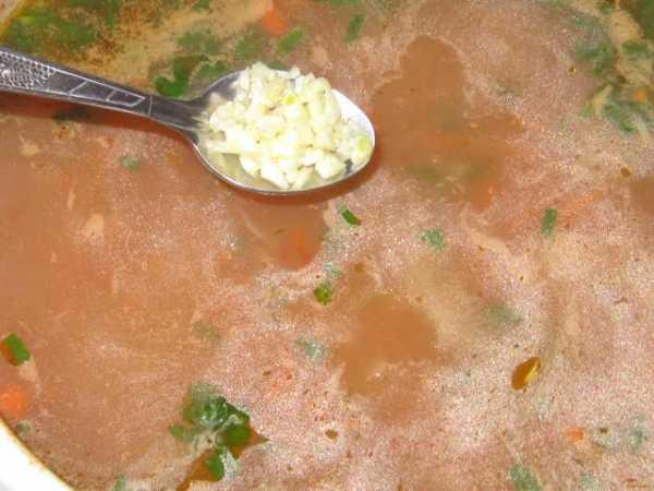 Постный суп харчо: рецепт приготовления в домашних условиях