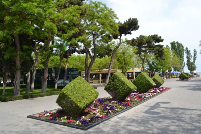 Приморский парк (Бульвар)