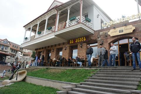 Рестораны MACHAKHELA/SAMIKITNO(Мачахела/Самикитно)