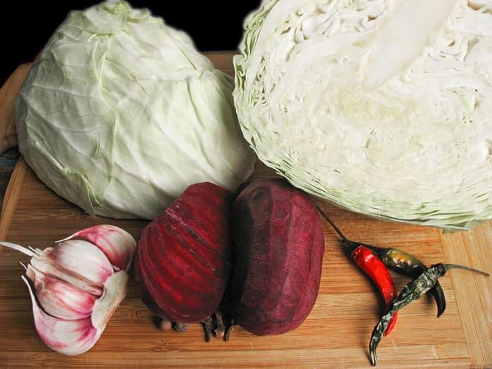 Рецепт естественного маринования без уксуса