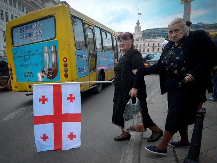 Русские в Грузии