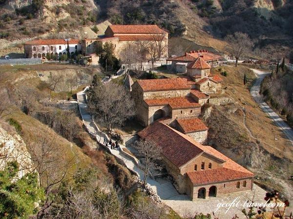 Шиомгвимская церковь