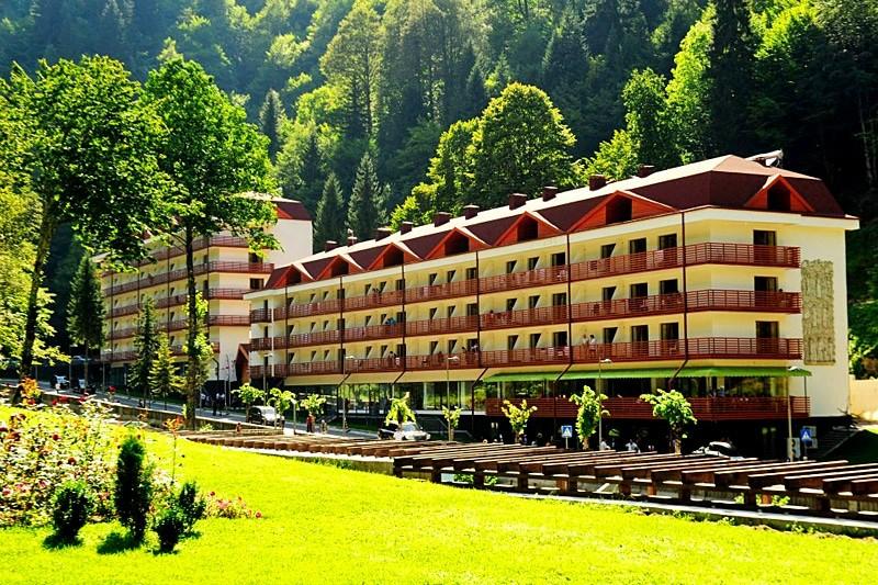 Санатории Грузии