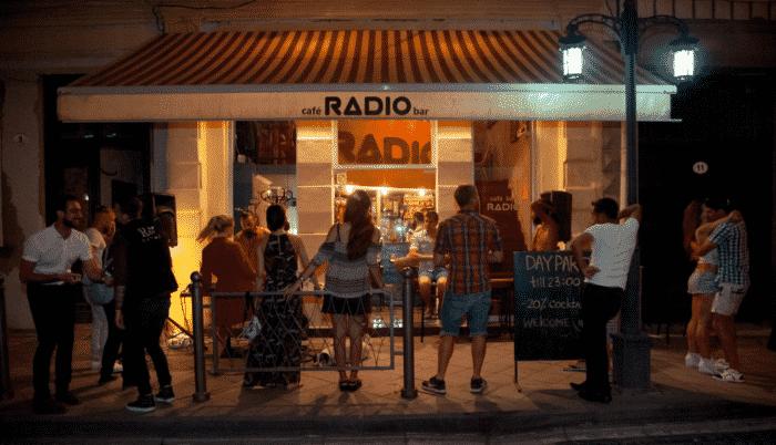 Кафе «Радио»