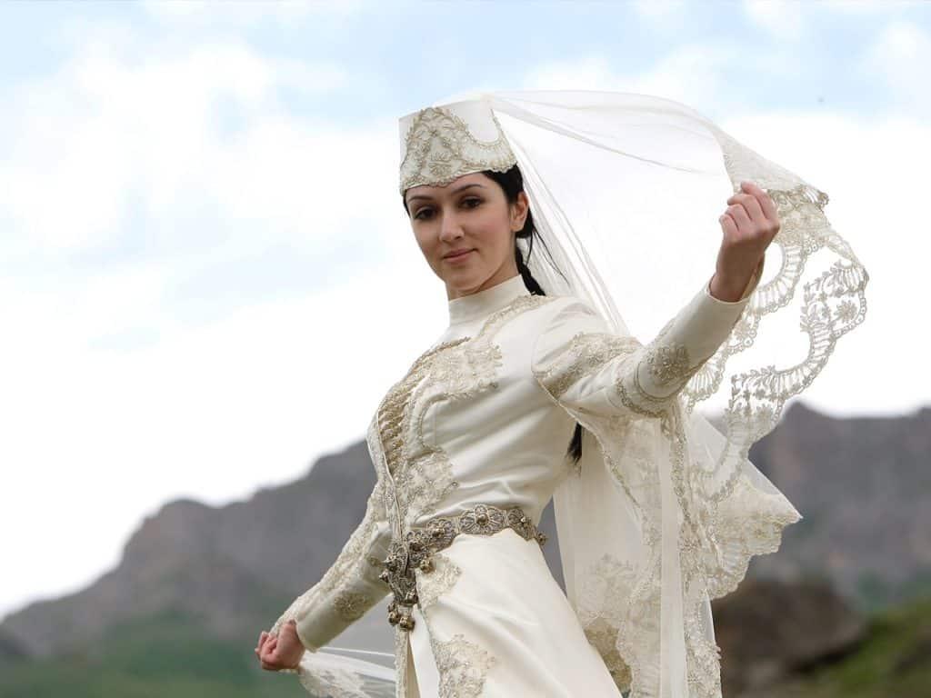 Грузинская национальная одежда