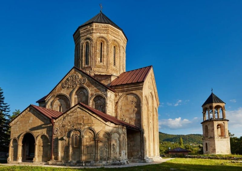Церковь Богоматери Баракони-3