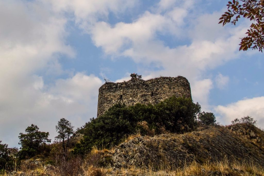 Цитадель-крепость Армази
