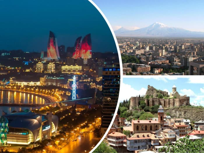 Тбилиси - Ереван