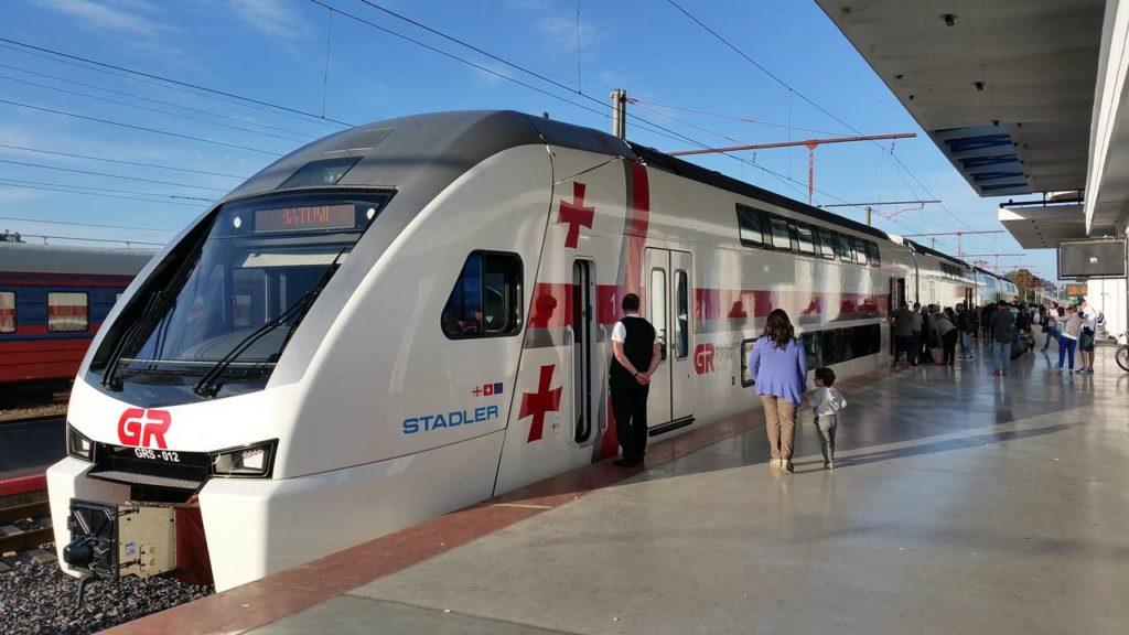 Тбилиси ЖД вокзал1