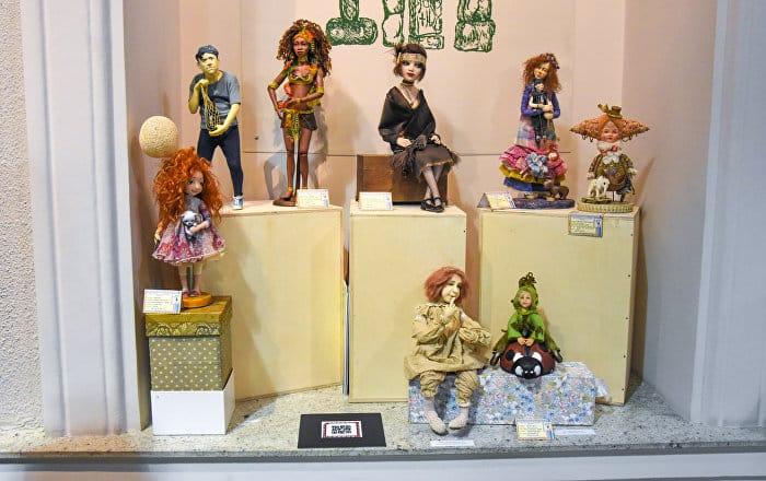Тбилисский музей кукол