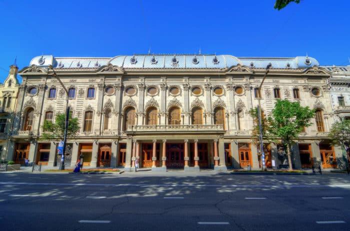 Тбилисский русский драматический театр