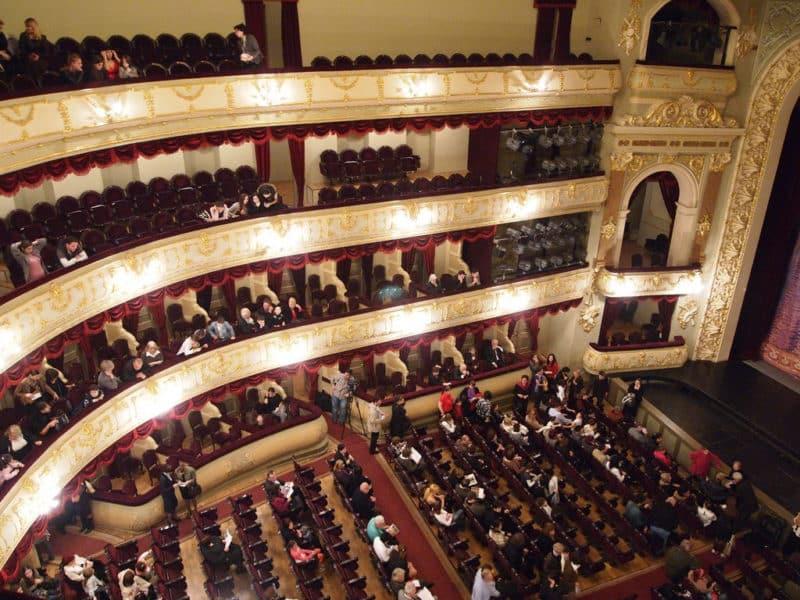 Театр имени Шота Руставели-3