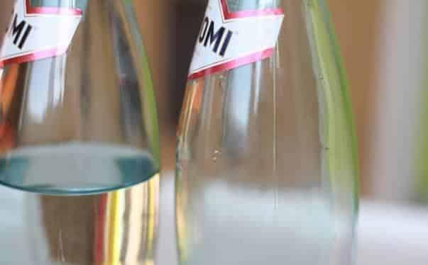 Боржоми в стеклянной таре