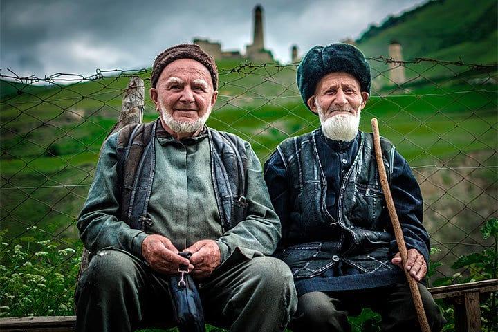 долгожители в грузии