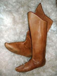 грузинская обувь