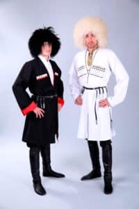 грузинский костюм мужской7