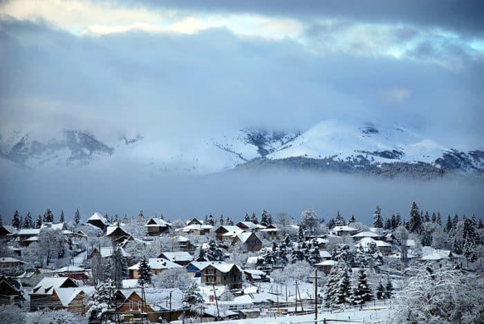 гудаури горнолыжный курорт 4